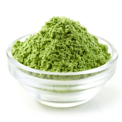 green riau powder